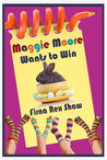 Maggie Moore Wants to Win (a hilarious book for children aged 8-12)