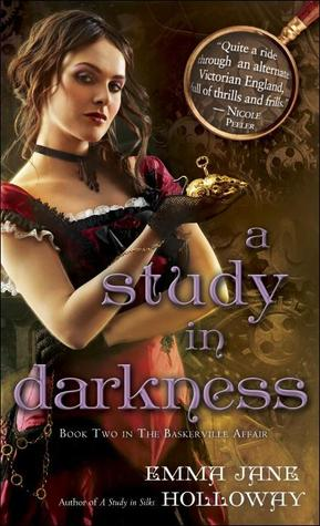 A Study in Darkness (The Baskerville Affair #2)