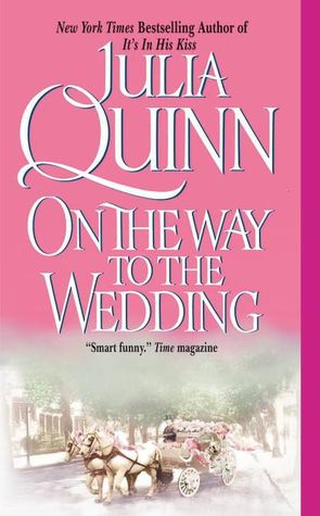 On the Way to the Wedding (Bridgertons, #8)