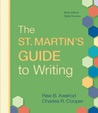 St Martins Guide to Writing 9th edition