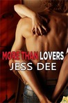 More Than Lovers (More Than, #2)