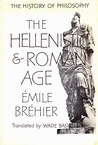 The History of Philosophy: The Hellenistic and Roman Age