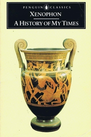 A History of My Times by Xenophon