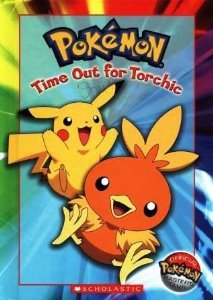 Time Out For Torchic (Official Pokémon Master's Club)