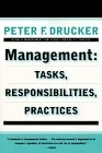 Management: Tasks, Responsibilities, Practices