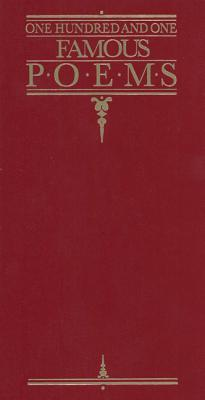 One Hundred and One Famous Poems by Roy J. Cook