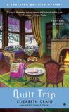 Quilt Trip (A Southern Quilting Mystery, #3)