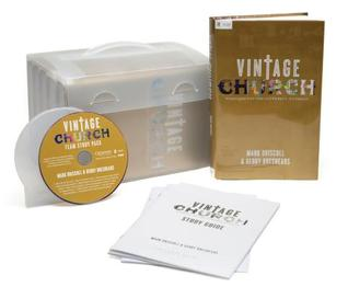 Vintage Church Team Study Pack [With DVD and 5 Study Guides]