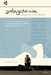 Justinguitar.com Beginner's Songbook - 2nd Edition