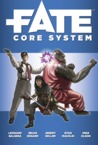Fate Core System by Leonard Balsera