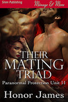 Their Mating Triad (Paranormal Protections Unit, #11)