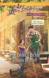 The Boss's Bride (The Heart of Main Street, #3)