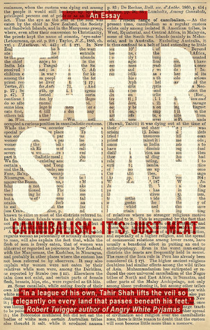 Cannibalism: As sanctioned by a cultural norm - UK Essays