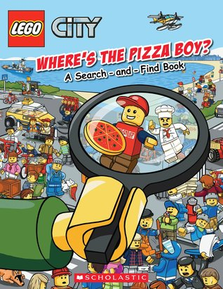 LEGO City: Search and Find