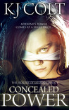 Concealed Power (The Healers of Meligna, #1)