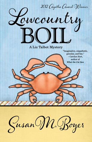 Lowcountry Boil (A Liz Talbot Mystery, #1)