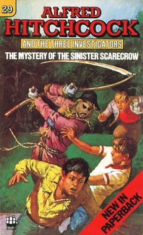 The Mystery of the Sinister Scarecrow by M.V. Carey
