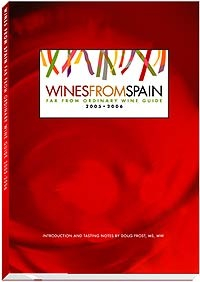 Wines from Spain, Far from Ordinary Wine Guide
