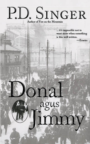 Donal agus Jimmy by P.D. Singer