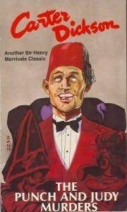 The Punch and Judy Murders (Sir Henry Merrivale, #5)