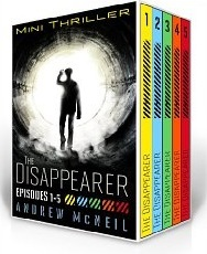 The Disappearer: Complete Series, Episodes 1 - 5 (Mini Thrillers)