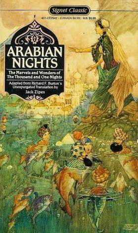 Arabian Nights: The Marvels and Wonders of The Thousand and One ...