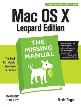 Mac OS X Leopard by David Pogue