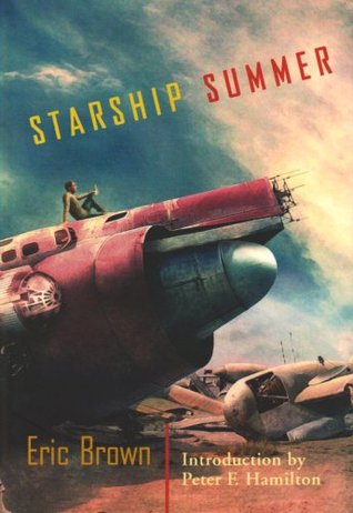 Starship Summer by Eric Brown