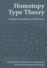 Homotopy Type Theory