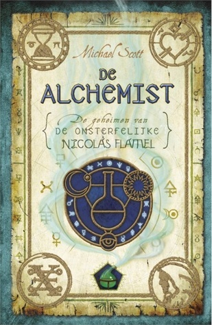 De alchemist by Michael Scott