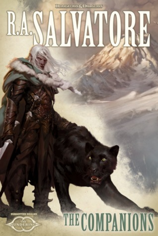 The Companions (The Sundering #1)