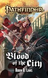 Blood of the City (Pathfinder Tales)