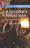 A Rancher's Christmas (Saddlers Prairie, #5)