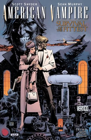 American Vampire Survival of the Fittest #2