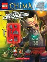 LEGO Legends of Chima: Wolves and Crocodiles (Activity Book #2)