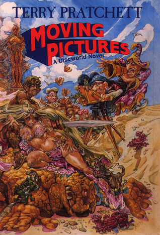 Moving Pictures - A Discworld Novel by Terry Pratchett