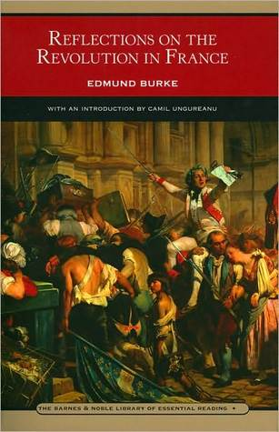 Reflections on the Revolution in France by Edmund Burke
