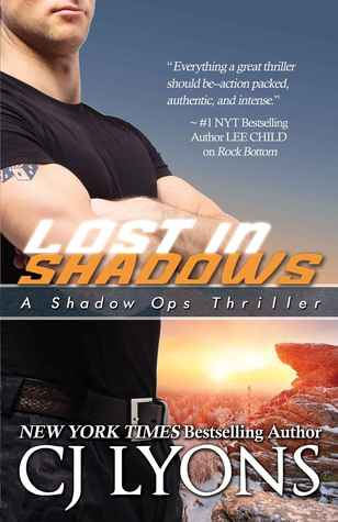 Lost in Shadows (Shadow Ops #2)