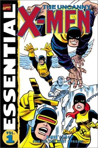 Essential Classic X-Men, Vol. 1 by Stan Lee