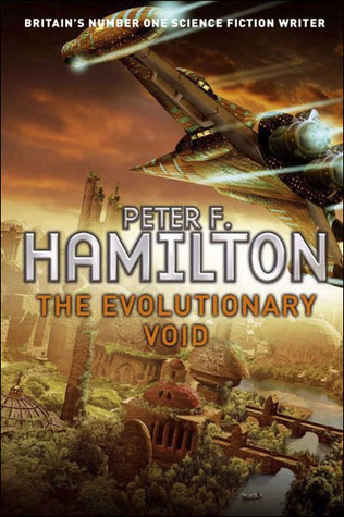 The Evolutionary Void by Peter F. Hamilton