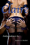 Claire (Independence, #3)