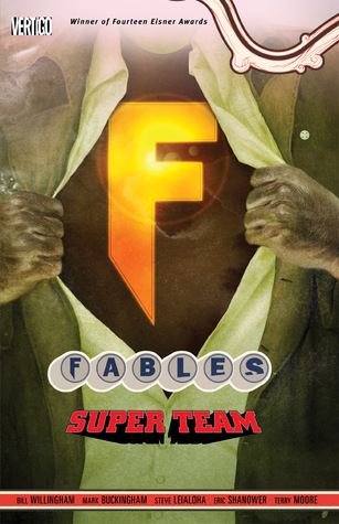 Fables, Volume 16 by Bill Willingham