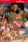 Angelic Alliances (His Guardian Angels, #5)