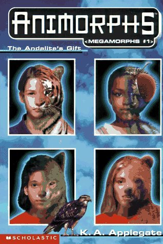The Andalite's Gift by Katherine Applegate