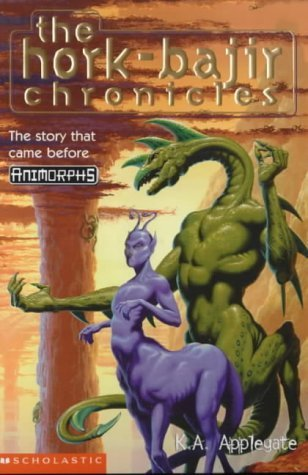 The Hork-Bajir Chronicles by Katherine Applegate