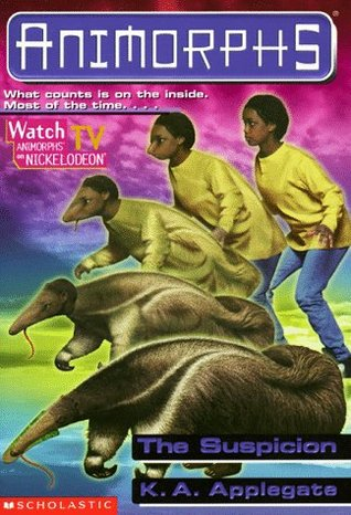 The Suspicion (Animorphs, #24)