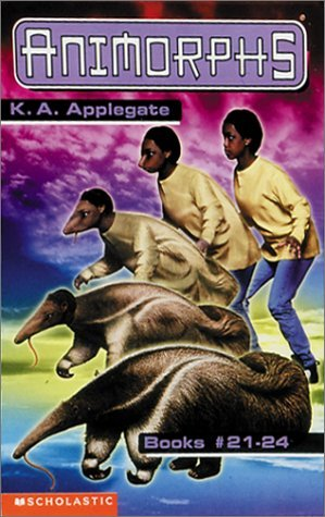 Animorphs Boxset: The Threat / The Solution / The Pretender / The Suspicion (Animorphs, #21-24)