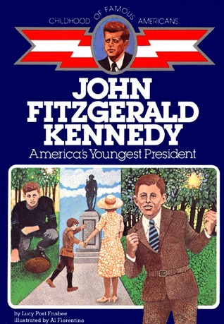 John Fitzgerald Kennedy by Lucy Post Frisbee