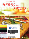 A Guide to Herbs and Spices