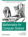 Mathematics for Computer Science by Eric Lehman